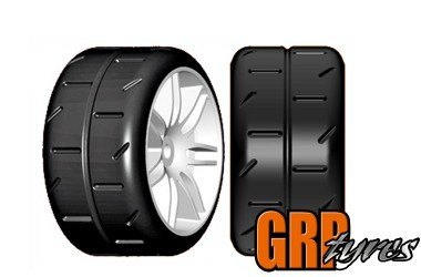 10 pairs of GRP Touring car tires, compound free to choose M1 & M2